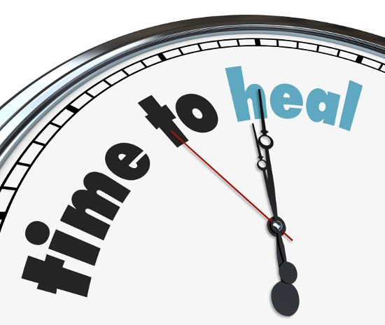 Time to Heal - Ornate Clock